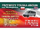 Przewóz Osób i Paczek Polska Anglia, Stalowa Wola, podkarpackie