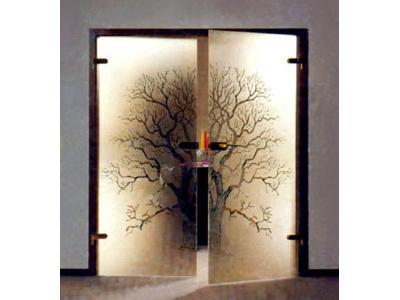 Drzwi szklane - kliknij, aby powiększyć