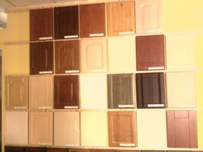 Kolory frontów mebli kuchennych