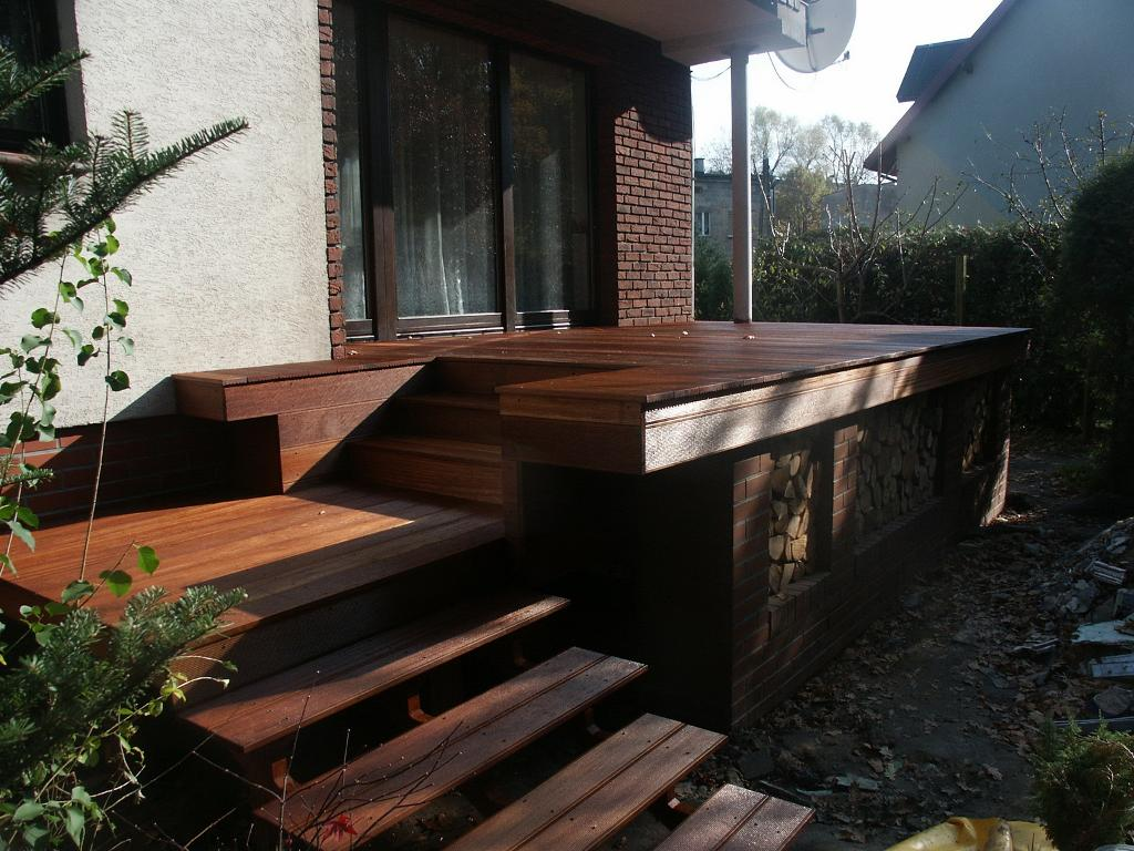 Uładanie Parkietówcyklinowanietarasy Drewniane Zabrze