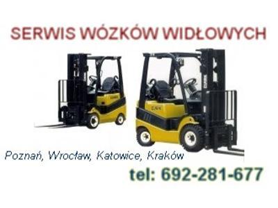 Przeglad udt wozka widlowego Poznan - kliknij, aby powiększyć