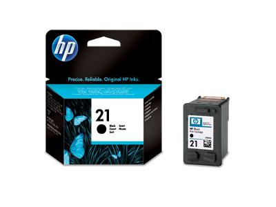 Tusz HP 21 - kliknij, aby powiększyć