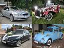 Pojazdy ślubne  -  retro  -  zabytkowe  -  luksusowe