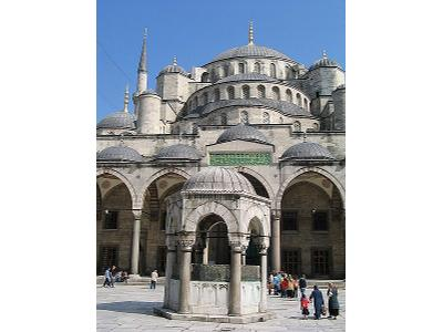 meczet - kliknij, aby powiększyć