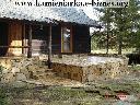 słupki ogrodzeniowe z kamienia naturalnego, Szydłowiec, mazowieckie