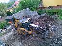 piasek pod kostkę, uslugi koparko ładowarką, Warszawa, mazowieckie
