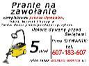 Czyszczenie pranie dywanów wykładzin Białystok, Białystok, podlaskie