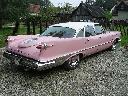 Samochód zabytkowy IMPERIAL Crown (1959) różowy, Olsztyn, cała Polska, warmińsko-mazurskie