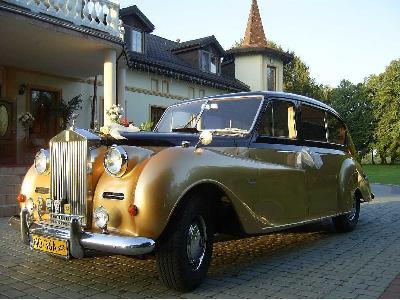 ROLLS-ROYCE Silver Wraith Princess Limousine (1965) - kliknij, aby powiększyć