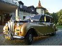 Samochód zabytkowy ROLLS-ROYCE S. Wraith Princess, Olsztyn, cała Polska, warmińsko-mazurskie