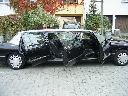 CADILLAC DeVille Limousine - limuzyna 8-osobowa (6-drzwiowa)