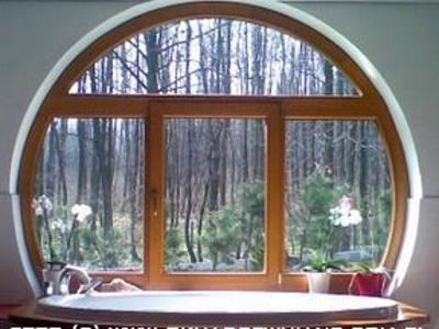 Okna i drzwi na wymiar, stolarka nietypowa z drewna, producent okien i drzwI. Gliwice Zabrze Rybnik - kliknij, aby powiększyć