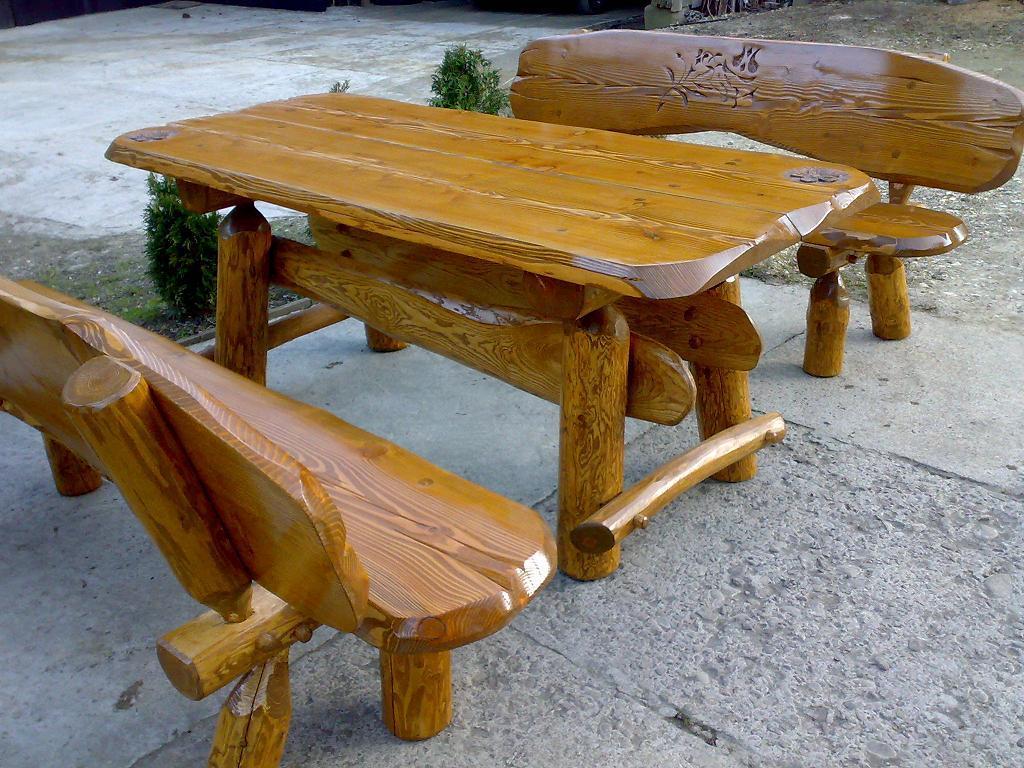 Ogrodowe Drewniane Huśtawki Meble Ogrodowe-hustawki z Bali
