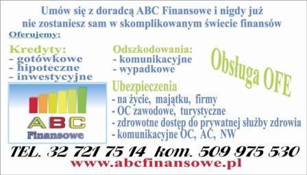 Ubezpieczenie samochodu OC AC NNW, Wilkowice, śląskie
