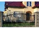 Ogrodzenia, bramy przesuwne barierki, sztachety, Gorlice, małopolskie