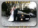 Limuzyny ślubne FERRARI, Chryslery 300C HEMI, BMW