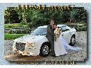 Limuzyn ślubne FERRARI, Chryslery 300C HEMI, BMW