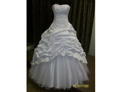 Szycie sukni ślubnych, komunijnych, na okazje