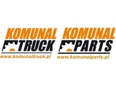 KOMUNAL TRUCK - pojazdy komunalne KOMUNAL PARTS - sklep on-line części zamienne do pojazdów - kliknij, aby powiększyć