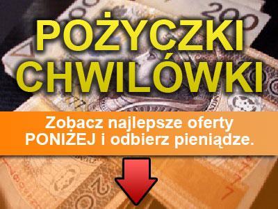 Po�yczki - Kredyty- Chwil�wki - Tarnowskie G�ry