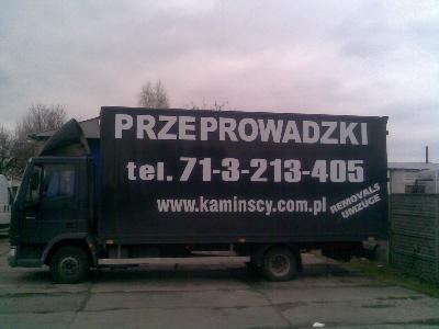 przeprowadzki wrocław Przeprowadzki dolnyśląsk - kliknij, aby powiększyć