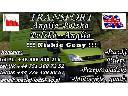 Transport Międzynarodowy POLSKA_ANGLIA_POLSKA , łódź, łódzkie