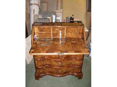 Renowacja  i konserwacja mebli. - kliknij, aby powiększyć