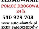 złomowanie samochodów komis samochodowy skup auto, kraków, małopolskie