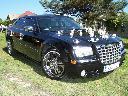 Chrysler 300C  -  wynajem limuzyny na ślub wesela.