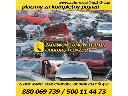 Złomowanie samochodów / tel.500 11 44 73 , Rybnik, śląskie