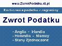 Zwrot podatku z zagranicy Anglii Irlandii Turek, Turek, Tuliszków, Władysławów, Malanów, wielkopolskie