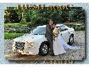 samochody do ślubu Chryslery 300C podkarpacie