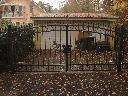 bramy,ogrodzenia metalowe,płoty,kraty, WITNICA, lubuskie