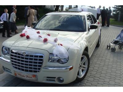 Wynajem Chrysler 300c Do ślubu Na Wesele Rybnik Rybnik Wodzisław