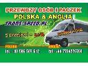 Trans-Speed Nowa Linia Polska & Anglia , Stalowa Wola, podkarpackie