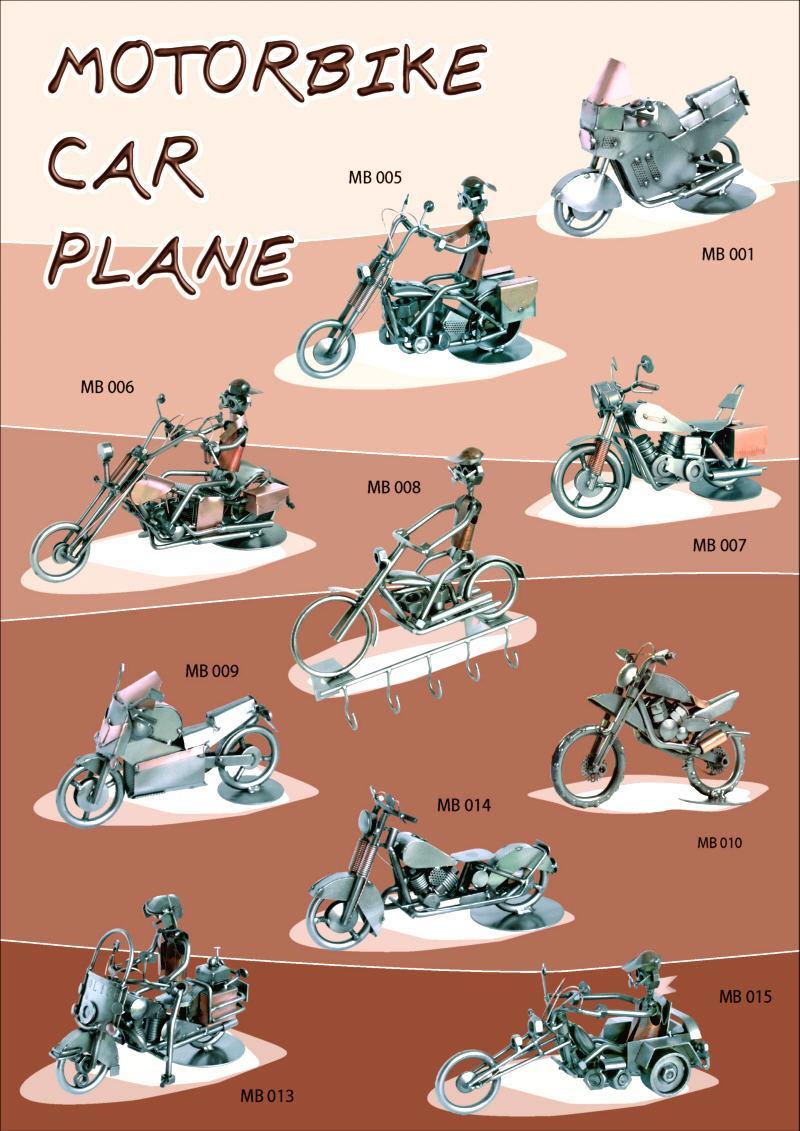 modele motory metaloplastyka