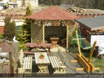Mała Architektura Meble Ogrodowe Place Zabaw Orle