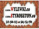 Wylewki maszynowe Styrobeton  zadzwoń, trzebinia, małopolskie