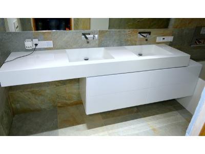 Umywalka podwójna - kliknij, aby powiększyć