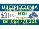 UBEZPIECZENIA / PORADY PRAWNE / WINDYKACJA , Garwolin, mazowieckie
