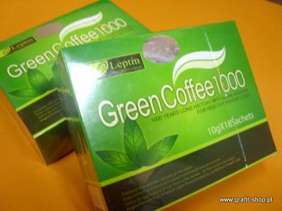 leptin green coffee 1000 -zielona kawa -2x mocniejsza-goodbuy appettite-apetytu brak-odchudzanie - kliknij, aby powiększyć