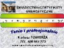 Świadectwa energetyczne.Ostrołęka,Ciechanów., Ostrołęka, Ciechanów, Przasnysz, Maków Maz, mazowieckie