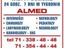 ALMED - Wizyty domowe 24 h , Wrocław, dolnośląskie