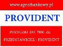 Provident Toszek Pożyczki Toszek, Toszek,Zawiercie,Knurów,Psary, śląskie