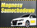 Reklama na Auto - magnesy