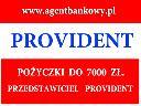 Provident Tarnów Pożyczki Tarnów, Tarnów,Soślina,Nowy Wiśnicz,Młyn,Mośki, małopolskie