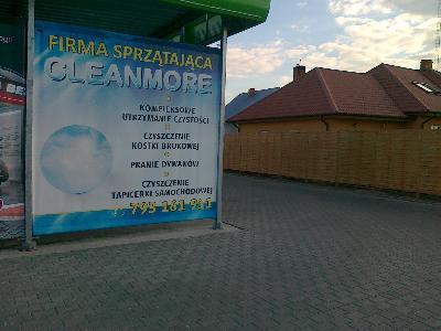 Myjnia bezdotykowa Terespol