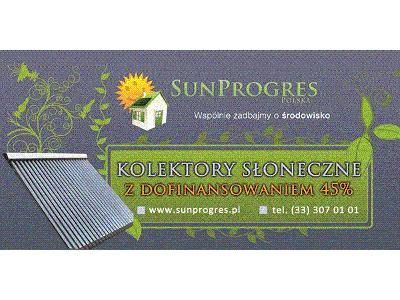 Logo Sunprogres Polska - kliknij, aby powiększyć