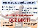 POŻYCZKI POZABANKOWE. SZYBKO. PROSTO. CAŁA POLSK, cała Polska