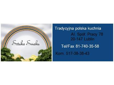Jedzenie Na Telefon Z Dowozem Obiady Kuchnia Lublin Lubelskie